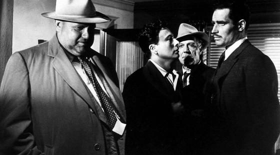 Sed de mal, de Orson Welles
