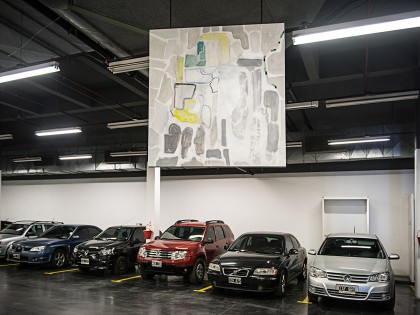 Juan Tessi Estacionamiento