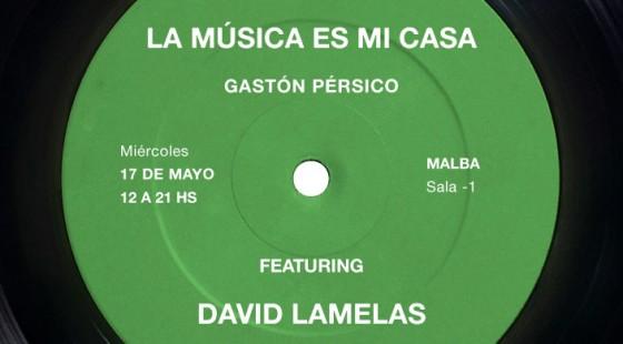Featuring David Lamelas