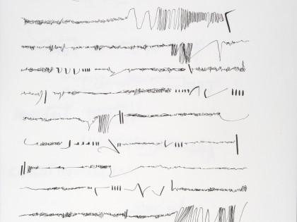 MirthaDermisache_Diez cartas, 1970-2010.Cartas para mandar. En homenaje a la idea original del arquitecto Amancio Williams_2012_carta10 de 15