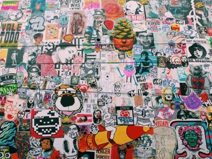 Murales urbanos Street Art