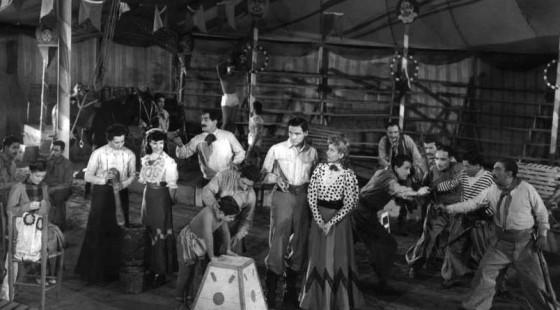 La cabalgata del circo de Mario Soffici