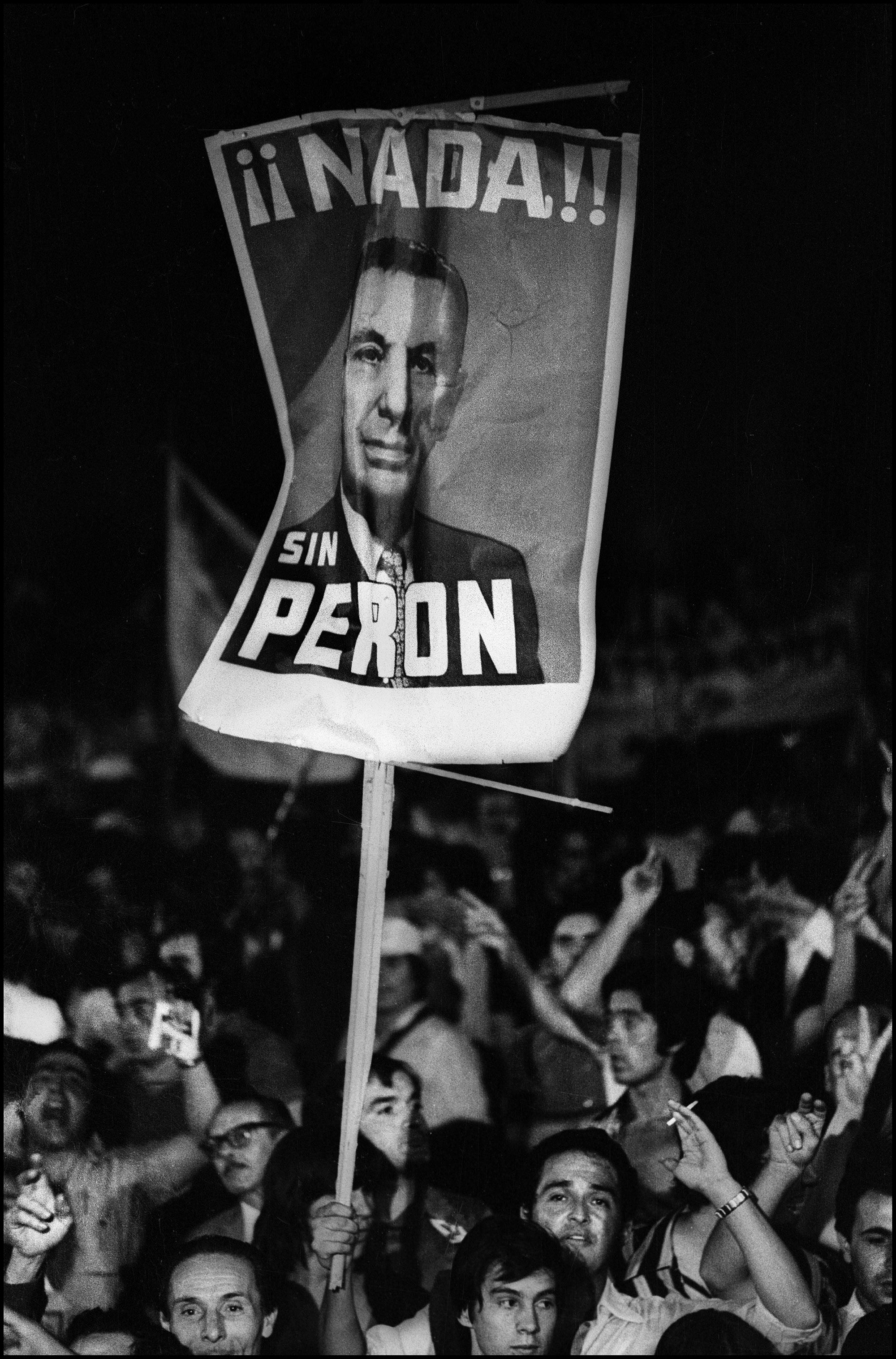 """Resultado de imagen para Malba inaugura """"Sara Facio. Perón"""""""
