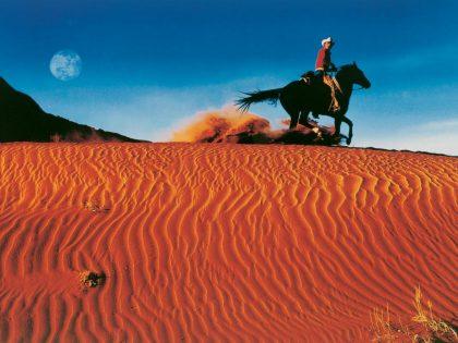 Richard Prince. Untitled (Cowboy), 1997.