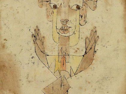 Paul Klee Angelus Novus