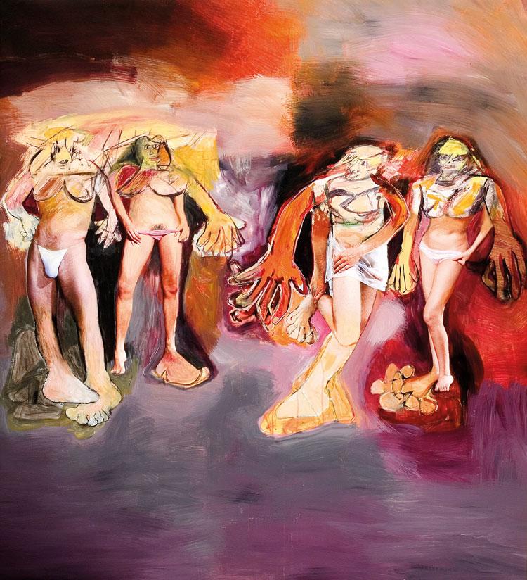 Richard Prince. Untitled, 2007.