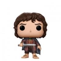 Boneco Frodo Bolseiro - O Senhor dos Anéis - Funko Pop!