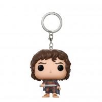 Chaveiro Frodo Bolseiro - O Senhor dos Anéis - Funko Pocket Pop!