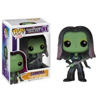 Boneco Gamora - Guardiões da Galáxia - Marvel - Funko Pop!