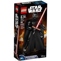 Kylo Ren - Figura Articulada Lego - Star Wars 75117