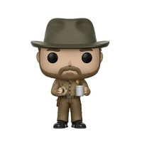 Boneco Hopper com Donut #512 - Stranger Things - Funko Pop