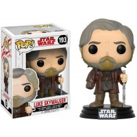 Funko Pop Luke - Star Wars Os Ultimos Jedi #193