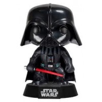 Boneco Darth Vader - Star Wars - Funko Pop!