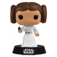 Boneco Princesa Leia - Star Wars - Funko Pop!