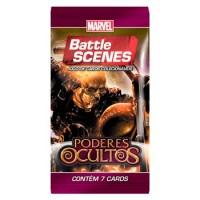 Battle Scenes Booster Motoqueiro Fantasma - BS 3 Poderes Ocultos
