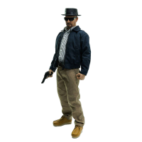 Boneco Heisenberg 1/6 - Breaking Bad - ThreeZero