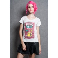 Camiseta Feminina Central Perk - Friends