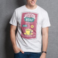 Camiseta Central Perk - Friends - G
