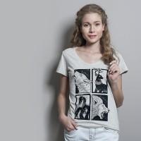 Camiseta Guerra dos Tronos - Feminino - P