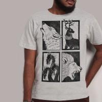 Camiseta Guerra dos Tronos - Masculino - G