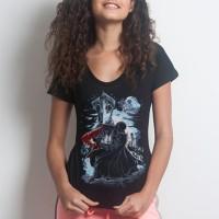 Camiseta Medieval Wars - M - Feminino