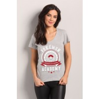 Camiseta Feminina Pokémon University