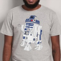 Camiseta R2-D2 Coffee Machine - GG - Masculino