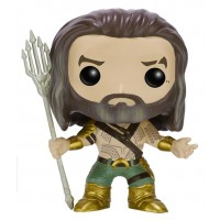 Boneco Aquaman - Batman Vs Superman - DC Heroes - Funko Pop!