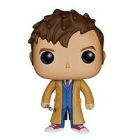 Boneco 10th Doctor - Décimo Doutor - Doctor Who - Funko Pop!
