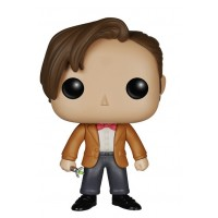Boneco 11th Doctor - Décimo Primeiro Doutor - Doctor Who - Funko Pop!