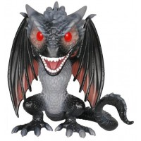 Boneco Drogon Exclusivo Underground Toys - Game of Thrones - Funko Pop!