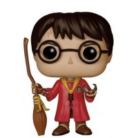 Boneco Harry Potter Quidditch - Harry Potter - Funko Pop!