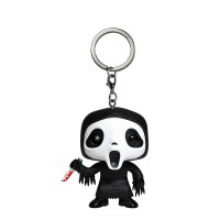 Chaveiro Ghostface - Pânico - Funko Pocket Pop!