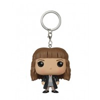Chaveiro Hermione - Harry Potter - Funko Pocket Pop!