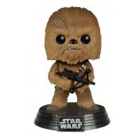 Boneco Chewbacca - Star Wars - O Despertar da Força - Funko Pop!