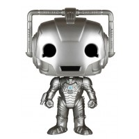 Boneco Cyberman - Doctor Who - Funko Pop!