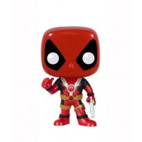 Boneco Deadpool Thumb up - Marvel - Funko Pop!