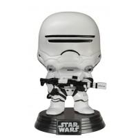 Boneco First Order Flametrooper 68 - Star Wars - O Despertar da Força - Funko Pop!