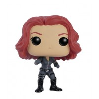 Boneco Viuva Negra - Guerra Civil - Marvel - Funko Pop!