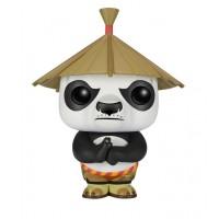 Boneco Po com Chapéu - Kung Fu Panda - Funko Pop!