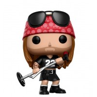 Boneco Axl Rose - Guns n Roses - Funko Pop!