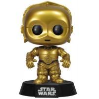 Boneco C-3PO - Star Wars - Funko Pop!
