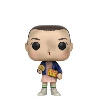 Funko Pop Eleven with eggos - Stranger Things #421