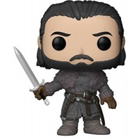 Funko Pop Jon Snow Além Muralha - Game of Thrones #61