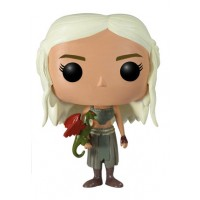Boneco Daenerys Targaryen - Game of Thrones - Funko Pop!