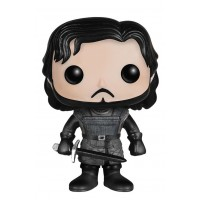 Boneco Jon Snow Castle Black - Game of Thrones - Funko Pop!