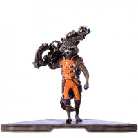 Estátua Rocket Raccoon Guardiões da Galaxia Art Scale 1/10 Iron Studios