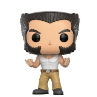Funko Pop Logan de Regata (Wolverine) - X-Men Marvel #193
