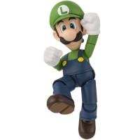 Luigi - Super Mario Bros S.H. Figuarts Bandai