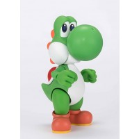 Yoshi - Super Mario Bros S.H. Figuarts Bandai